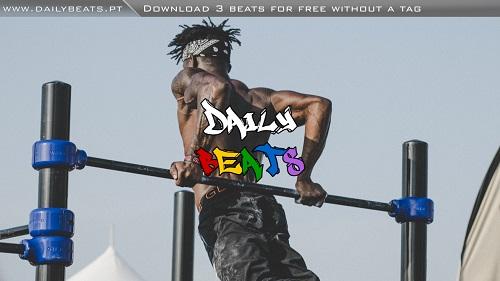 Strength Rap Beat