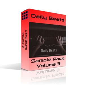 Daily Beats Sample Pack Volume 3