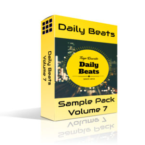 Daily Beats Sample Pack Volume 7