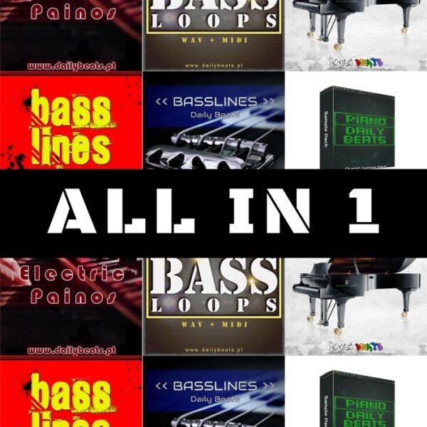 All in 1 - Sample Packs