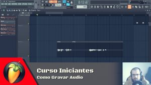Como Gravar Audio