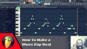 Blues Rap Beat