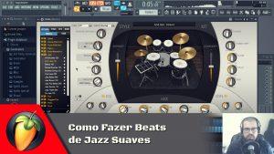 Como Fazer Beats de Jazz Suaves
