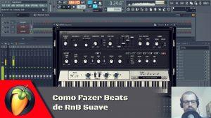 Como Fazer Beats de RnB Suave