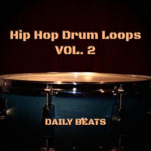 Hip Hop Drum Loops Volume 2