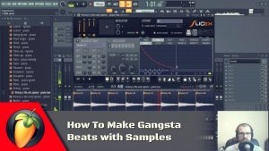 How To Make Gangsta Beats with Samples