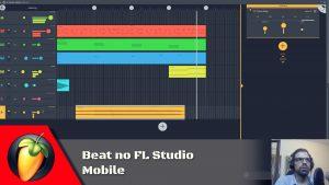 Beat no FL Studio Mobile