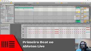 Primeiro Beat no Ableton
