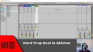 Hard Trap Beat in Ableton