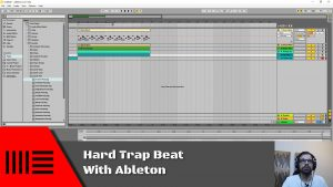 Hard Trap Beat with Ableton Live