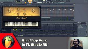 Hard Rap Beat in FL Studio