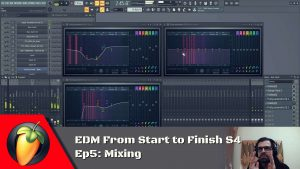 EDM From Start To Finish S4 - Ep5: Mixing