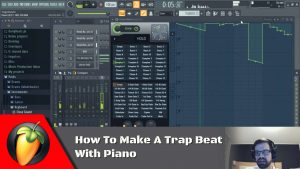 How To Make a Trap Beat With Piano