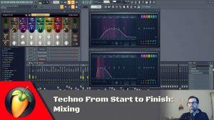 Techno From Start To Finish S1 - Ep6: Mixing