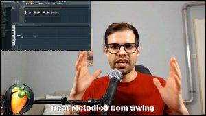 Beat Melodico Com Swing