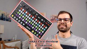 Akai Fire Review e Tutorial