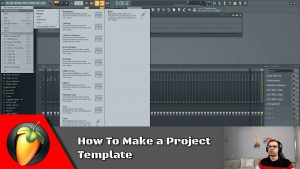 How To Make a Project Template