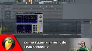 Como Fazer um Beat de Trap Obscuro