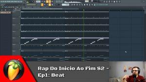 Rap Do Inicio Ao Fim S2 - Ep1: Fazer o Beat