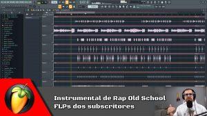 Instrumental de Rap Old School