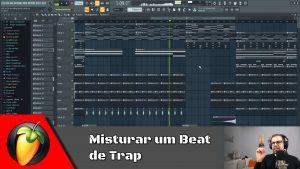 Misturar um Beat de Trap