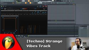 Strange Vibes Track