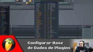Como Configurar a Base de Dados de Plugins
