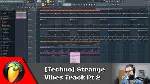 Strange Vibes Track Pt 2