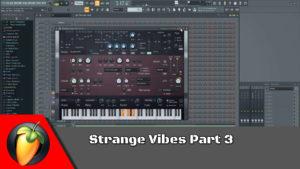 Strange Vibes Track Pt 3