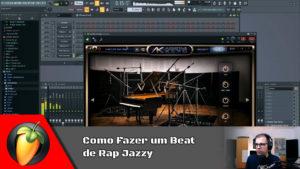 Como Fazer um Beat de Rap Jazzy