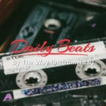 By The Way Rap Beat