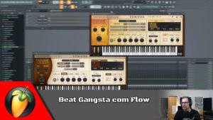 Beat Gangsta Com Flow