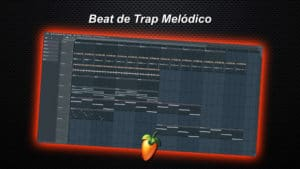 Beat de Trap Melódico